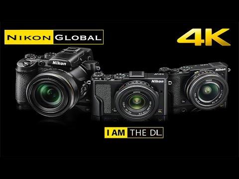 Nikon DL Premium Compact Camera Full Review (4k Compact Camera)