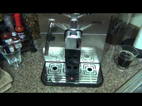 Gaggia Brera Espresso Machine Review from Cutlery Lover