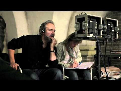 James Bond 007 - Sam Mendes' First SKYFALL Videoblog