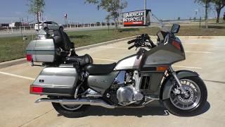 2. 514413   2003 Kawasaki Voyager XII  ZG1200B17 Used motorcycles for sale