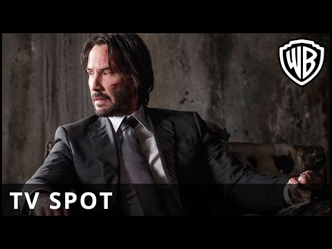 John Wick: Chapter 2 (TV Spot 'Vengeance')