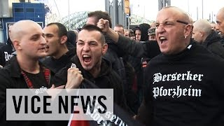 Anti-Islamist Riots in Germany: Hooligans Against Salafists