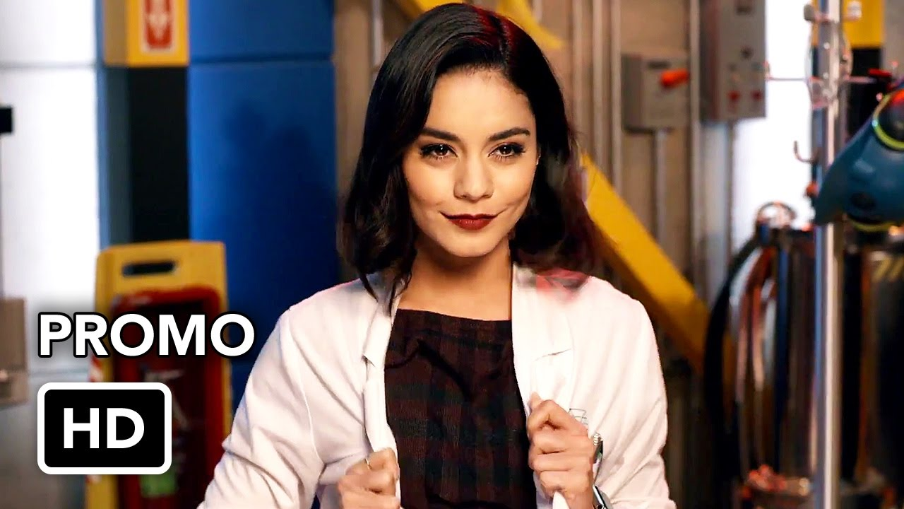 It's a Superhero's World, We Just Live in It in New NBC Action Comedy Series 'Powerless' (Clip) with Vanessa Hudgens & Alan Tudyk