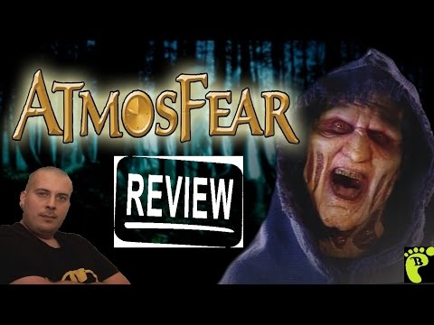 Atmosfear - DVD Brettspiel Video Review