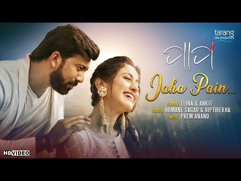 Paapa : Jaha Pain Official Song | Elina | Ankit | Humane Sagar , Diptirekha |Tarang Plus