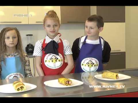 """Свіжий випуск програми """"Маленькі кухарі"""" [ВІДЕО]"""