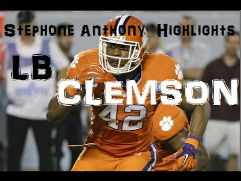 Stephone Anthony Highlights video.