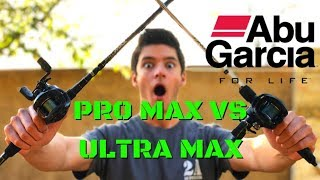 Download Lagu Abu Garcia Pro Max vs. Ultra Max (Plus Review) Mp3