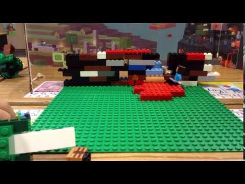 A Mincraft Story
