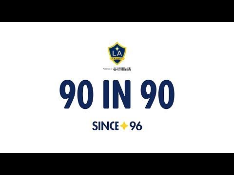 Video: 90 in 90 | #LAvMTL
