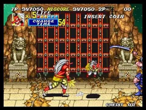 Sengoku 2 Neo Geo