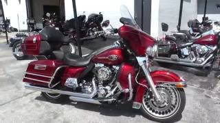 7. 611120 - 2010 Harley-Davidson Ultra Classic FLHTCU - Used Motorcycle For Sale