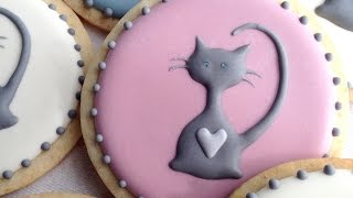 How To Make Cat Cookies!