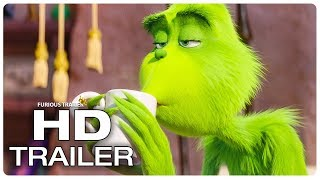 Video The Grinch Trailer #1 (NEW 2018) Benedict Cumberbatch Disney Animated Movie HD MP3, 3GP, MP4, WEBM, AVI, FLV Juli 2018