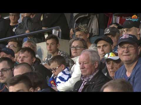 Wigry Suwałki - Zagłębie Sosnowiec 0:3. Piłkarze jeszcze wierzą