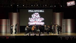 Gilbert (AZ) United States  city photos gallery : Jukebox Family - Gilbert, AZ (MegaCrew Division) @ #HHI2016 USA Finals