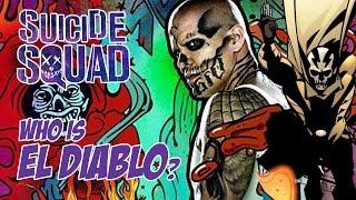 Video Suicide Squad - Who is El Diablo? MP3, 3GP, MP4, WEBM, AVI, FLV Agustus 2018