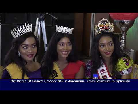 UNVEILING OF THE CARNIVAL CALABAR