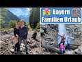 1. Kuss am Wasserfall 😍 Familien Urlaub! Wandern in Oberstdorf Bayern Allgäu Alpen | Mamiseelen
