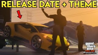 THE NEXT GTA ONLINE DLC THEME AND RELEASE DATE LEAKED BY ROCKSTAR INSIDER!