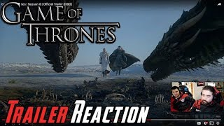 Game of Thrones Final Season - Angry Trailer Reaction!