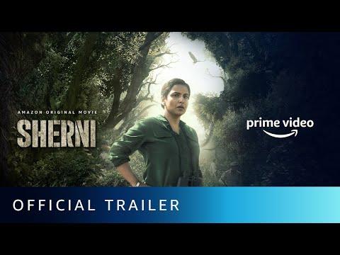 Sherni - Official Trailer | Vidya Balan, Vijay Raaz, Neeraj Kabi | Amit Masurkar, Bhushan Kumar