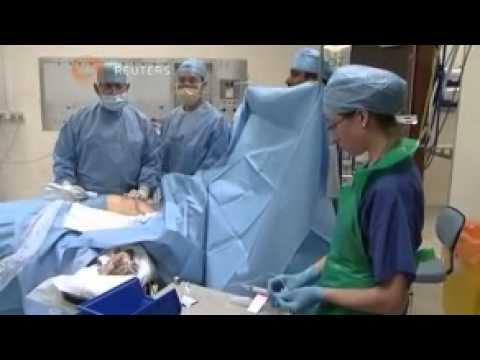 بالفيديو..علاج جديد يقضى على السرطان فى أيام
