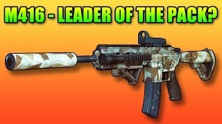 M416 Review: Best Gun In The Game Or Stepping Stone? (Battlefield 4 Launch Gameplay/Commentary)