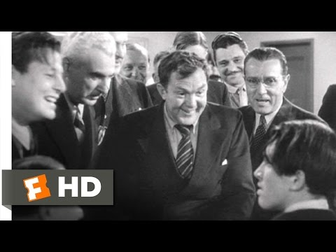 Mr. Smith Goes to Washington (2/8) Movie CLIP - The Truth, For a Change (1939) HD
