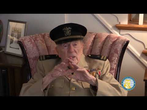 USNM Interview of Henry Vickers Part Five Battling Kamikaze Attacks at Okinawa and the Conclusion