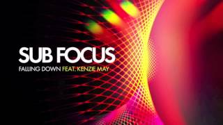 Sub Focus - Falling Down feat. Kenzie May (VIP Remix)