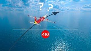 Video E SE O AVIÃO DER PROBLEMA NO MEIO DO OCEANO? EP #410 MP3, 3GP, MP4, WEBM, AVI, FLV Maret 2019