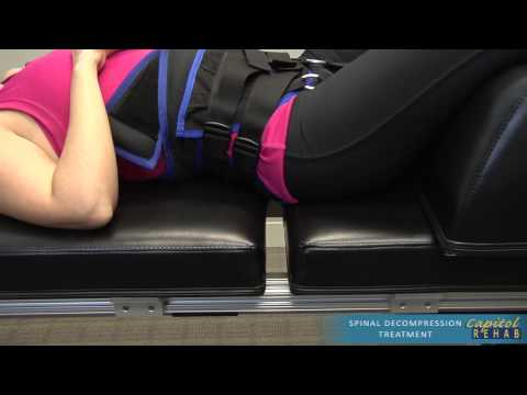 CapRehab Spinal Decompression
