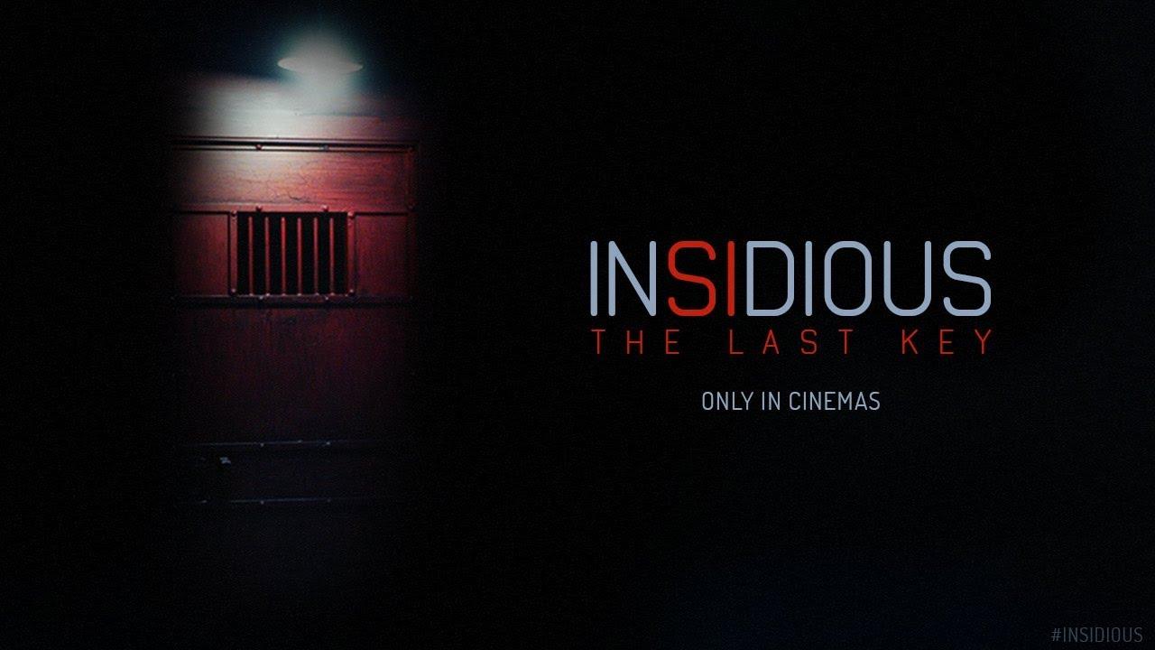 Insidious: The Last Key I James Wan Trailer #1