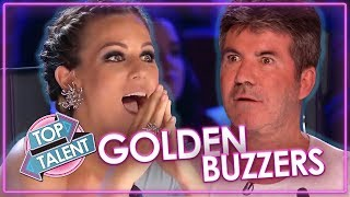 Video BEST GOLDEN BUZZERS on Got Talent 2018 | Top Talent MP3, 3GP, MP4, WEBM, AVI, FLV Oktober 2018