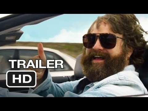 The Hangover Part 3 TRAILER 1 (2013) - Bradley Cooper Movie HD Video