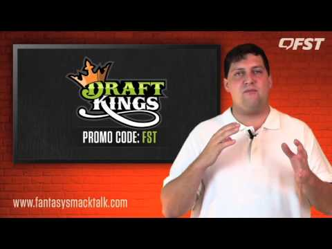 Week 4 – 2015 Daily Fantasy Football DraftKings Value Picks thumbnail