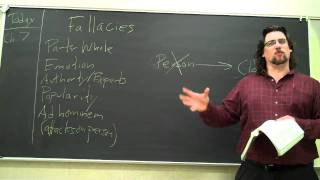 Critical Thinking: Fallacies 4