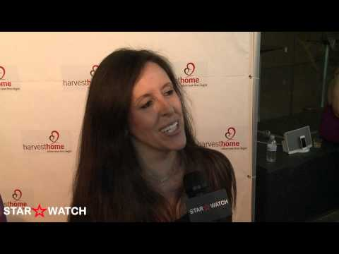 Wendy Liebman red carpet interview at 