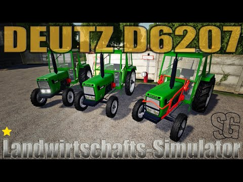 Deutz D6207 v1.0.0.0