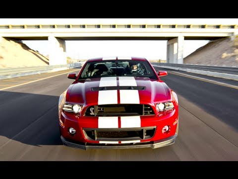 shelby - On this episode of Ignition, Carlos Lago tests the most powerful production car made in America - the new 2013 Ford Shelby GT500. After running the GT500 thr...
