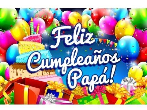 Imagenes de cumpleaños - Feliz Cumpleaños Papá – Dedicatorias para un Cumpleaños Gratis  Etiquetate.net