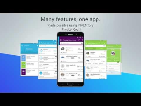 EAM360 Inventory Mobile App for IBM Maximo