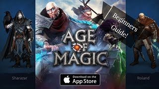 Video Age of Magic - For Beginners! MP3, 3GP, MP4, WEBM, AVI, FLV September 2018
