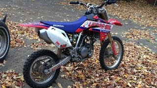 9. New Project - 2007 Honda Crf150r