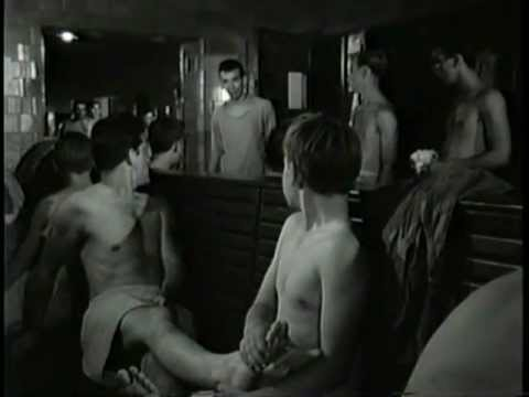 gay history - Do you think this is a gay rape scene? (Of course, it would have been impossible to depict this subject matter candidly and unambiguously at the time (1949)...)