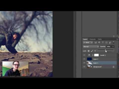 Hipster Instagram effect in Photoshop