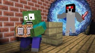Video Monster School: Command Blocks   Slendrina - Minecraft Animation MP3, 3GP, MP4, WEBM, AVI, FLV Januari 2019