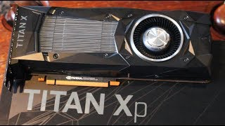 Today we Unbox the confusingly named Titan Xp and see what it comes with.Big thanks to http://www.playtech.co.nz for supporting me!Sorry for the content not being up to par lately, I should be better soon!Twitter: https://twitter.com/TechShowdownYTPatreon: https://www.patreon.com/TechShowdown