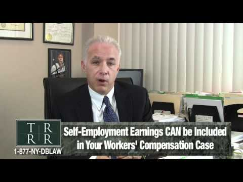 New York Attorney Bill Turley Explains Part-time Workers' Compensation Benefits video thumbnail